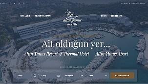 Altın Yunus Çeşme Resort Otel'de sahte web sitesi ile dolandırıcılık