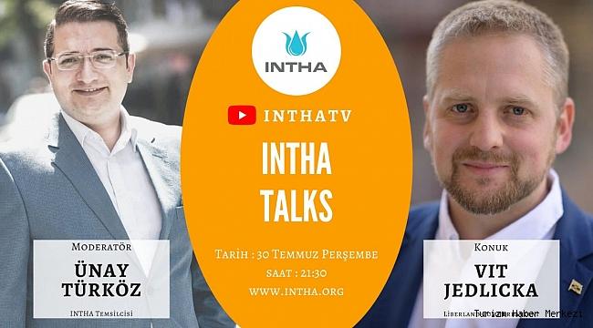 Liberland Cumhuriyeti Cumhurbaşkanı INTHA TV'ye konuk oluyor