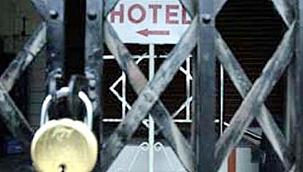 Ülkede 2 bin otel koronavirüs sebebiyle kapandı