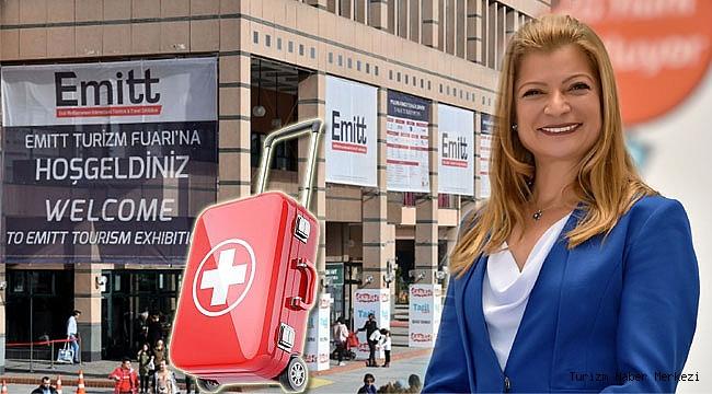 Ambargocu EMITT Turizm Fuarı boş salonlarını sağlık turizmi ile doldurma hedefinde