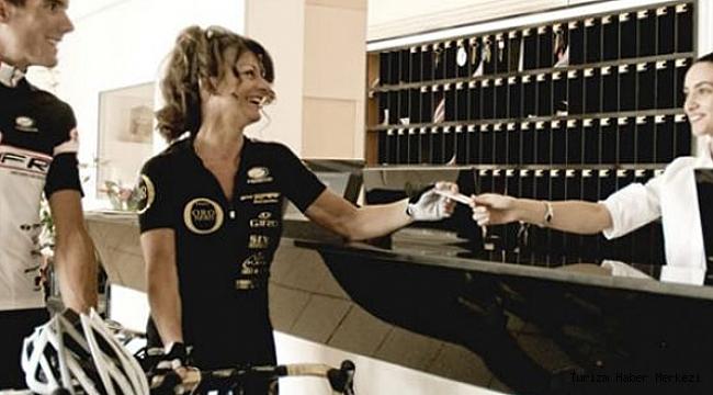 Bisiklet dostu Bike Hotel'ler hızla yayılıyor