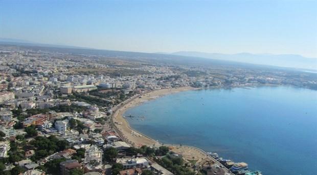Didim'deki 140 dönüm araziye dev turizm tesisi