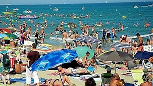 Dünyaca ünlü plajda koronavirüs vaka sayısı rekor kırdı