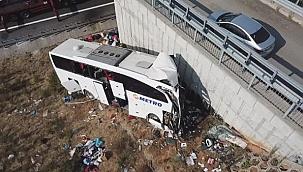 Metro Turizm yine can aldı! 5 ölü, 25 yaralı
