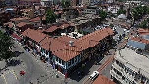 Tarihi Eskişehirhan Otel satışa çıktı