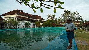 Salgından dolayı turist gelmeyen lüks otelden sezonu kurtarmak için ilginç çözüm