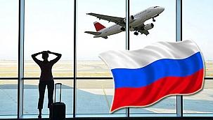 Türkiye kesmedi! Rus turist uçuş yasağı olan ülkeleri takipte