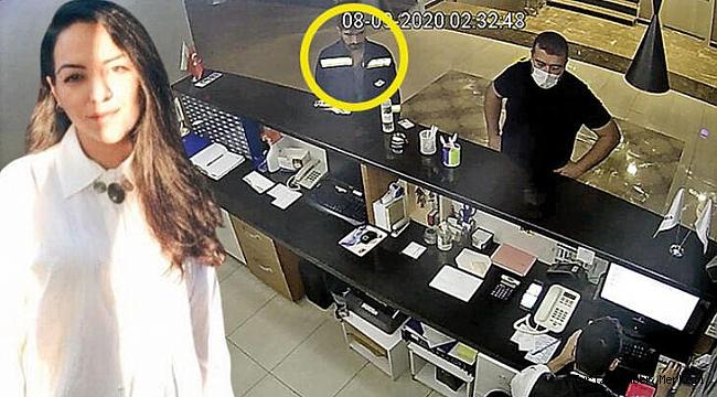 Genç kadın Kırıkkale Carmine Hotel'de kabusu yaşadı