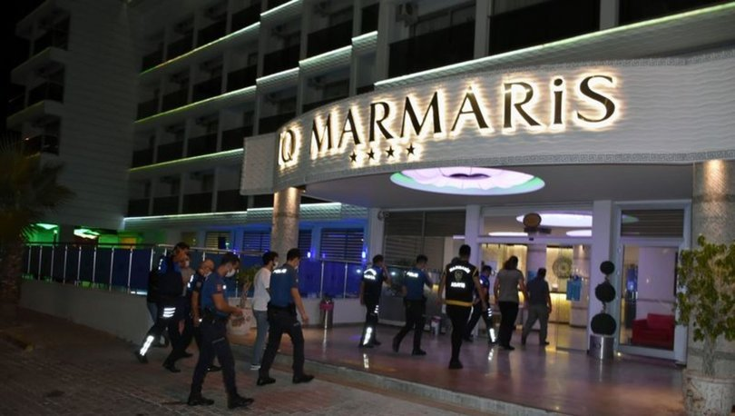 Mührü kırıp misafir kabul eden 4 yıldızlı otel tekrar mühürlendi