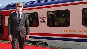 Bakan Ersoy açıkladı! Doğu Ekspresi gibi en az 5 turizm treni geliyor