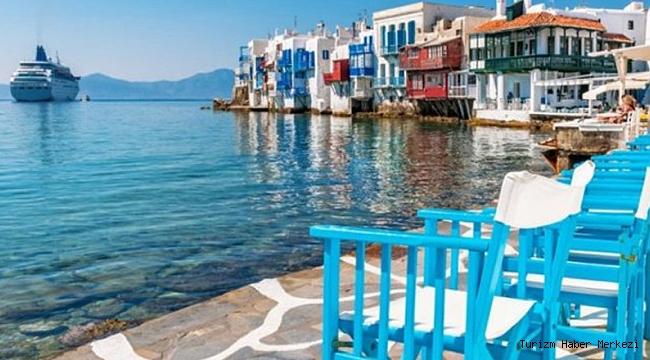 Yunanistan turizminde yıkım!