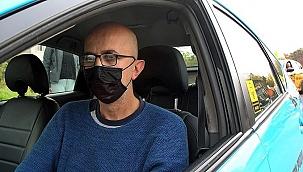 22 yıllık seyahat acentası sahibi taksici oldu!