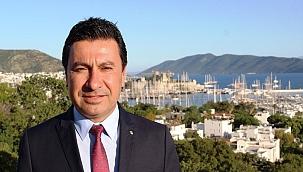 Başkan Aras iddialı konuştu: ''Ülkede turizmi en iyi yapan destinasyon Bodrum''