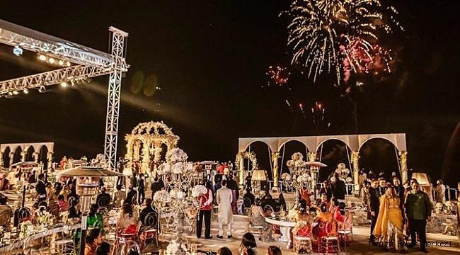 Düğün, toplantı ve kongre turizmi sektörü 2021'den umutlu!