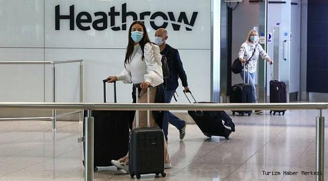 İngiltere'den yeni seyahat güncellemesi! 9 ülkeye daha yeşil ışık