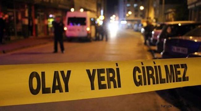 İzmir'de otel otoparkında kanlı gece!