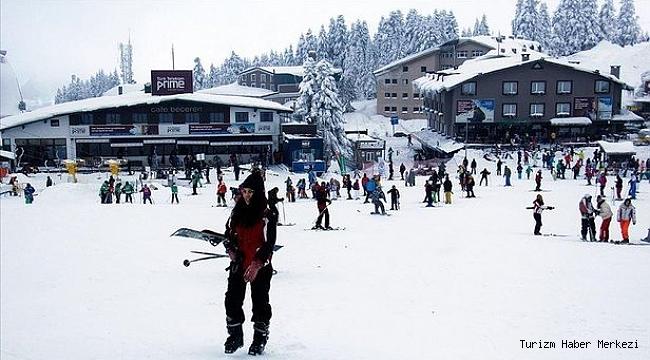 Kayak turizm destinasyonları bu sezon baharı yaşayacak