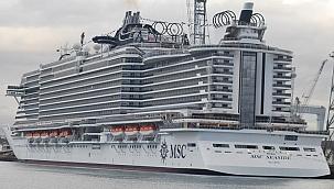 MSC Cruises, o ülkedeki operasyonlarınıdurdurma süresini uzattı