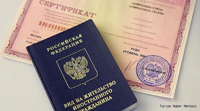 Rusya'dan önemli 'Geçici Oturum İzni' kararı