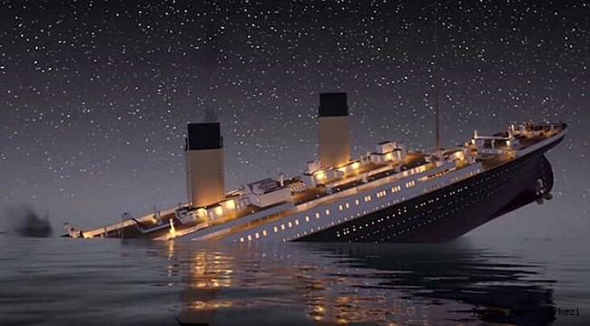 Titanic'in enkazı turizme kazandırılıyor