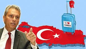 TÜRSAB Başkanı Bağlıkaya: ''2021 yılı için iç turizm seferberliği ilan edilmeli''