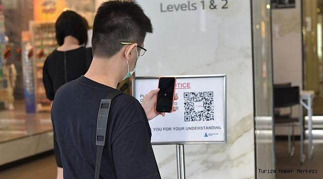 Uluslararası seyahat için QR Kod önerisi