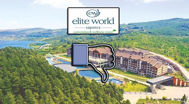 Açılışında Bülent Ersoy'a 500 Bin TL verilmişti! Elite World Sapanca hayal kırıklığı oldu