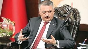 Antalya Valisi Yazıcı'dan 2021 turist sayısı öngörüsü!