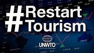 Dünya Turizm Örgütü'nün Restart Tourism kampanyası başlıyor