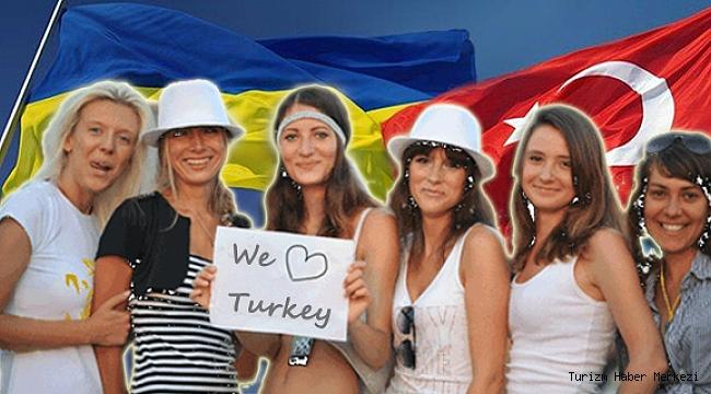 2021'de de Ukrayna'nın bir numaralı turizm durağı Türkiye