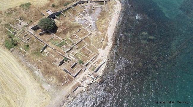 3 bin yıllık antik kent liman yapımı için yok edilecek!