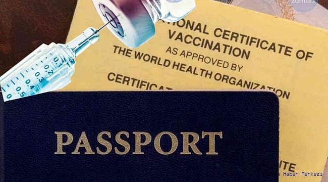 AB'ye giriş için aşı pasaportu şartı geliyor