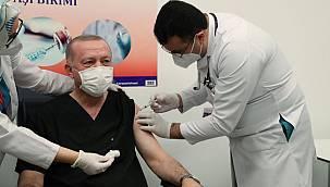 Cumhurbaşkanı Erdoğan'dan 'Aşı Pasaportu' açıklaması!