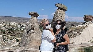 Kapadokya'yı 2020'de ziyaret eden turist sayısı açıklandı