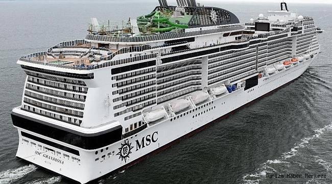 MSC Cruises amiral gemisiyle tekrar denizlere dönüyor