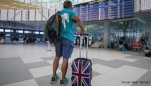 O bölgede turizmcilerin umudu İngiliz turistte!