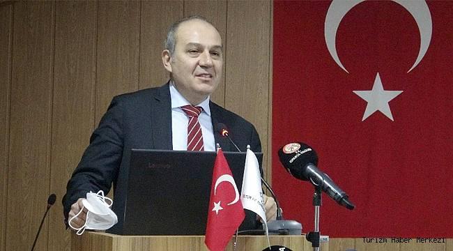 'Rakip ülkelerde turizmdeki kayıp yüzde 80'lerde, Türkiye'de yüzde 70 oldu'