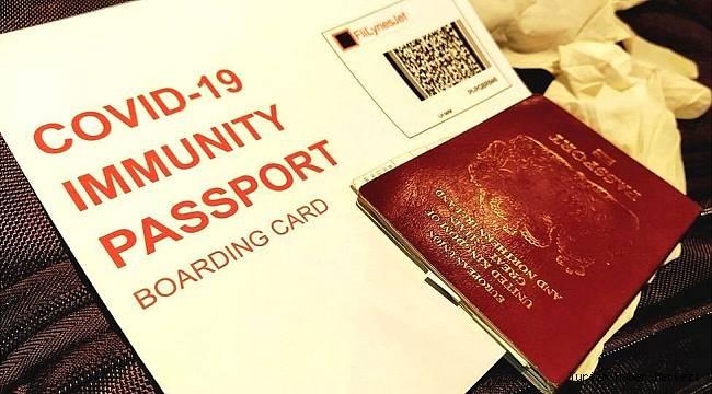 Seyahatler için aşı pasaportu şartına bir itiraz da DSÖ'den geldi!
