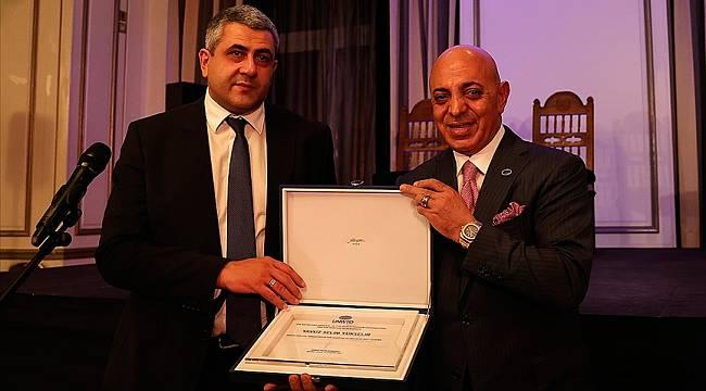 UNWTO turizm özel elçileri listesine ilk defa bir Türk dahil oldu