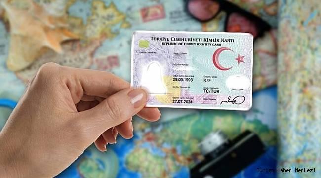 Vize ve pasaport yok! Çipli kimlikle seyahat edilen ülke sayısı 5 oldu