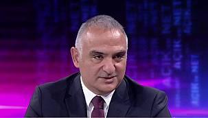 Bakan Ersoy 2021 sezonunu başlatma hedefini canlı yayında açıkladı!
