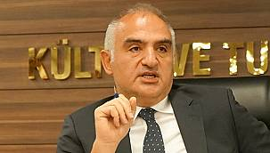Bakan Ersoy: ''Turizmde yükselişimizi gerçekleştireceğiz''