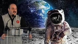 Bakan Varank'tan uzay turizmi açıklaması