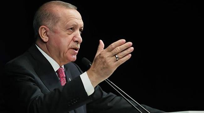 Cumhurbaşkanı Erdoğan'dan turizm ve rezervasyon açıklaması!