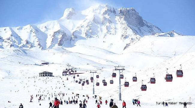 Erciyes Kayak Merkeziglobal tanıtımlara devam ediyor