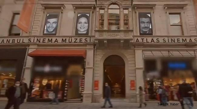 İstanbul Sinema Müzesi ve Atlas Sineması kapılarını açıyor