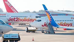 Jet2 uçuş ve tur programı başlama tarihini erteledi!