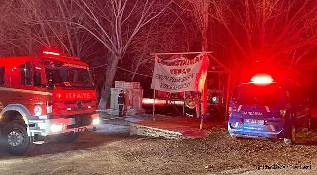 Milli Park'ta yangın! 3 kişi hayatını kaybetti