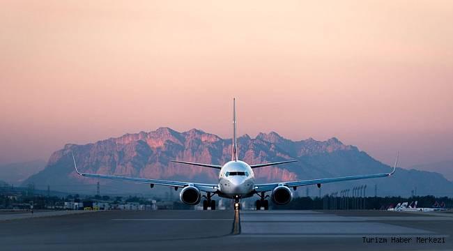 Rus hava yolu şirketi Antalya'ya charter uçuşlara başlıyor