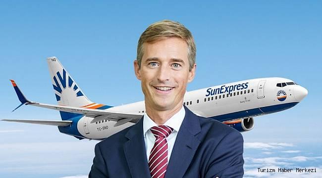 SunExpress CEO'su Max Kownatzki'den 2021 yaz sezonu açıklaması